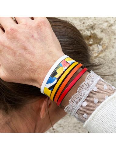 Bracelet-manchette-multicolore-Aramance